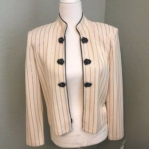 St. John Evening Jacket | New With Tags